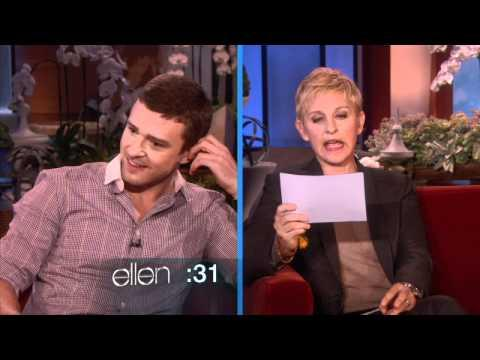 Justin Timberlake Knows Dialogues From Movies