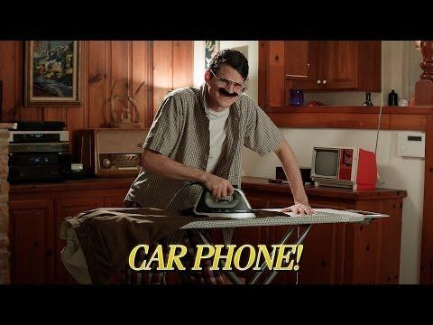 Funny Song About The Car Phone - Julian Smith