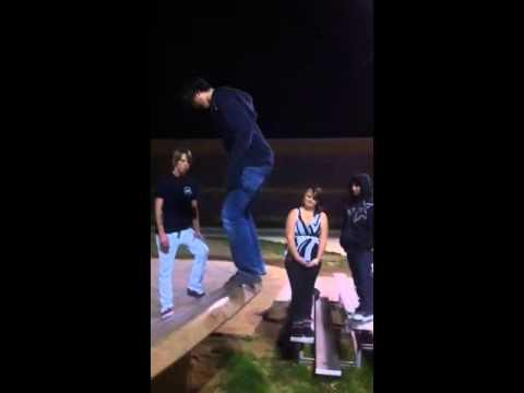 FAIL - Skate Park Backflip FAIL