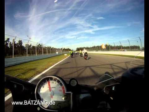Crazy - Close Call Motorcycle Crash