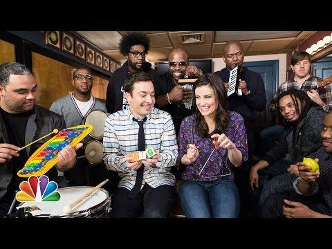 Disney's Let It Go Song Cover By Idina Menzel, Jimmy Kimmel, And The Roots