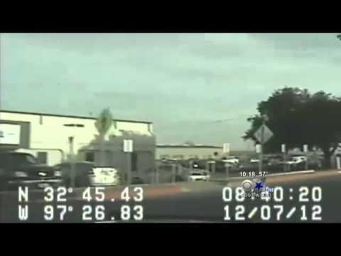 FAIL - Thief Steals The Cop Car